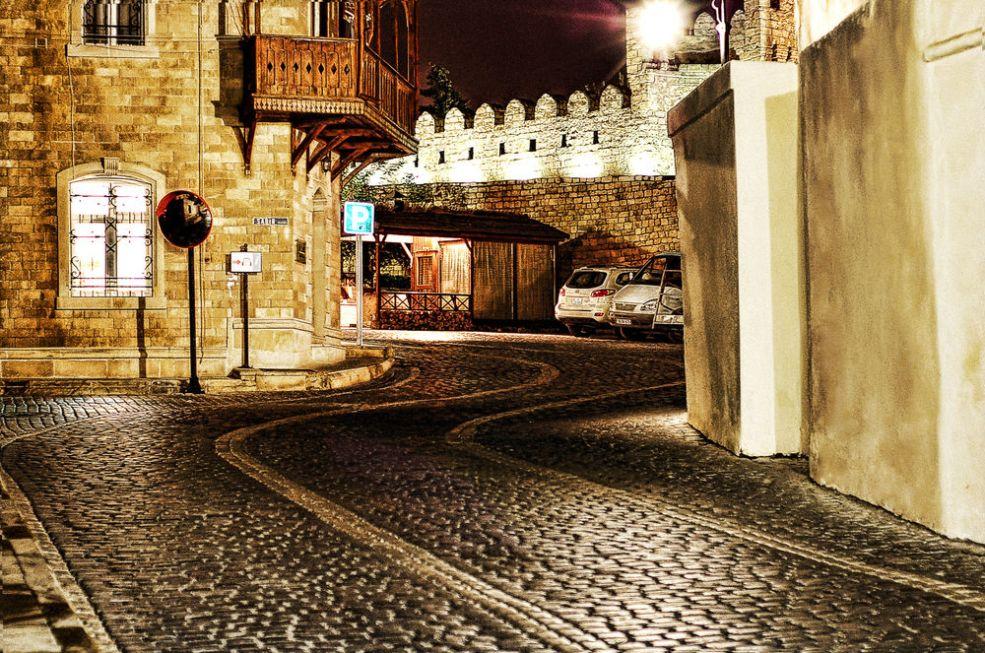 Baku-Old-City